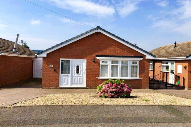 Thumbnail Bungalow to rent in Chase Vale, Burntwood