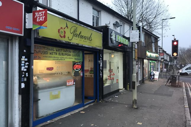 Thumbnail Leisure/hospitality for sale in Vicarage Road, Watford