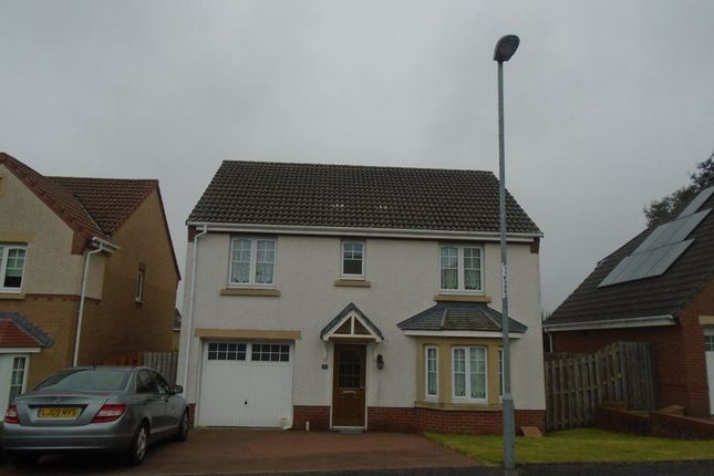Thumbnail Detached house to rent in Delamere Grove, Glenboig, Coatbridge