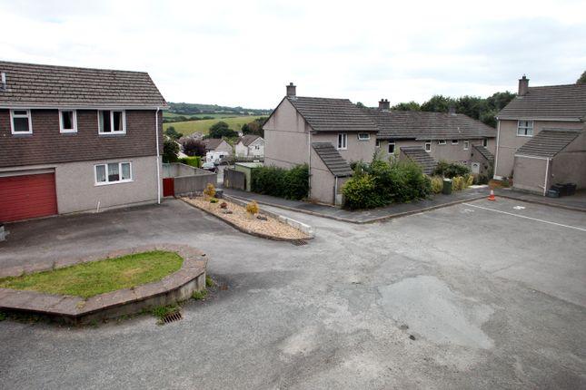 View  of Monksmead, Tavistock, Devon PL19