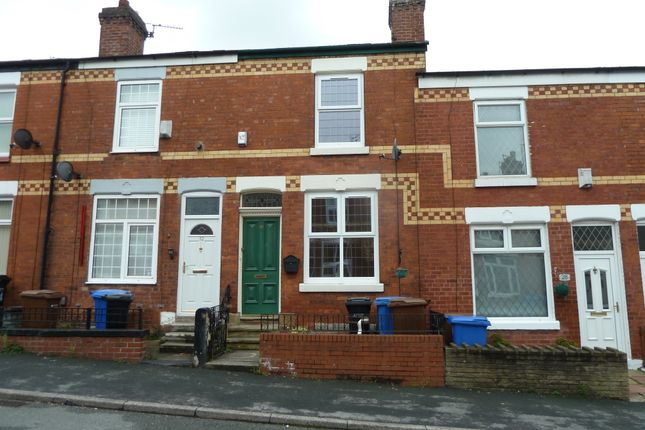 Thumbnail Terraced house to rent in Glebe Street, Offerton, Stockport, Cheshire