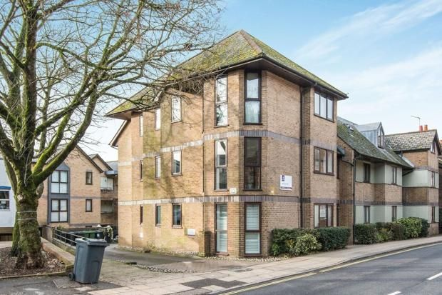 Thumbnail Flat to rent in Chesil Street, Winchester