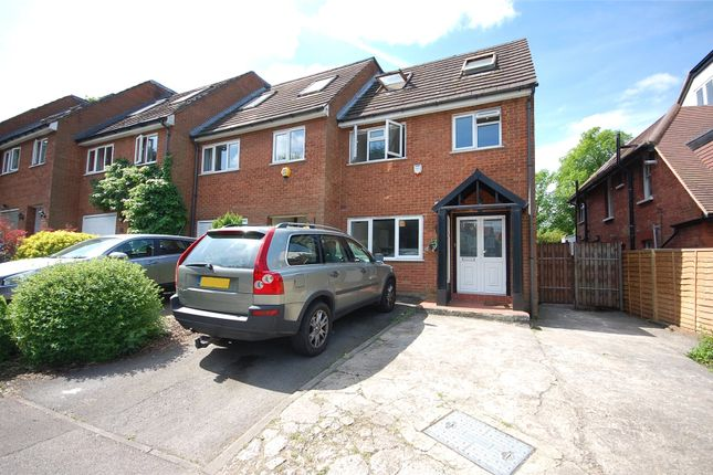 Thumbnail Property to rent in Priory Close, Finchley, London