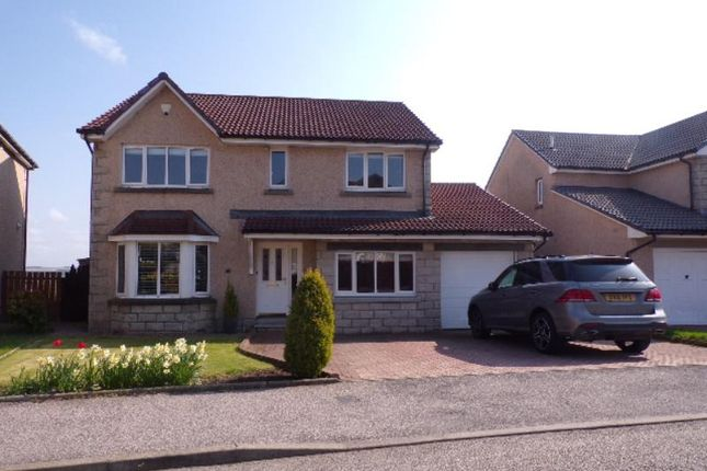 Thumbnail Detached house to rent in Dawson Drive, Westhill
