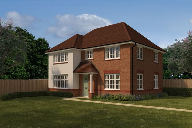 Thumbnail Detached house for sale in Eaton Green Heights, Kimpton Road, Luton, Bedfordshire