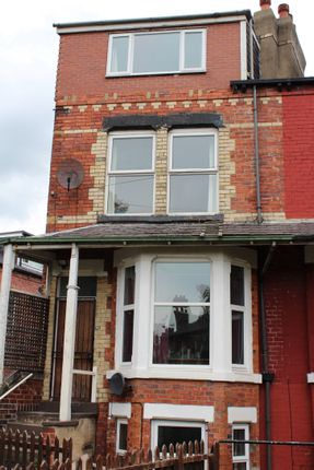 Thumbnail End terrace house to rent in Hyde Park Terrace, Leeds