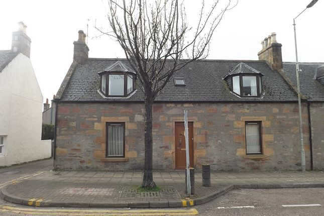 Thumbnail Semi-detached house for sale in High Street, Invergordon