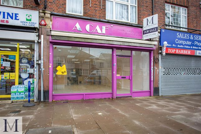 Thumbnail Commercial property for sale in Boston Parade, Boston Road, London