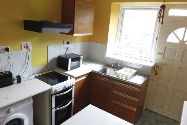 Thumbnail Terraced house to rent in Orchard Road, Aberdeen
