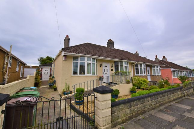 Thumbnail Semi-detached bungalow for sale in Ayreville Road, Beacon Park, Plymouth