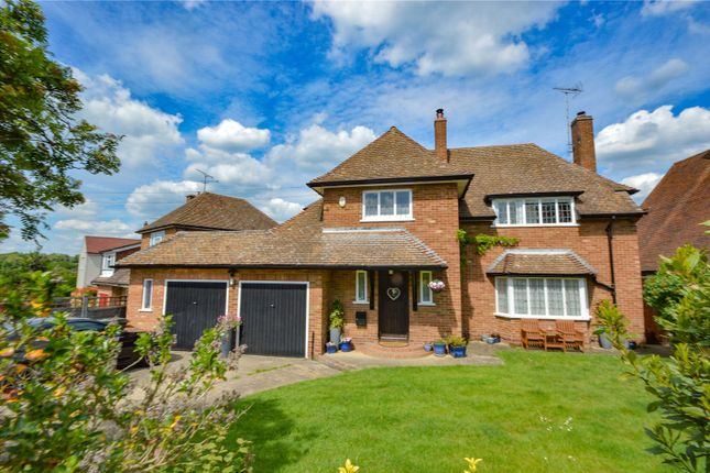 Thumbnail Detached house for sale in Gibson Way, Saffron Walden, Essex