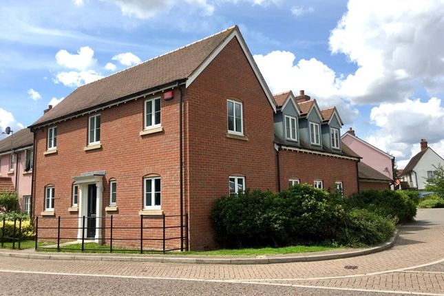 Thumbnail Detached house for sale in Bolsin Drive, Colchester