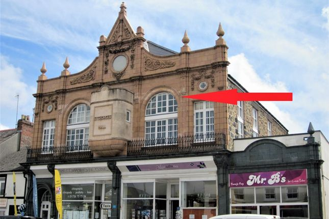 Thumbnail Flat to rent in Market Square, Hayle