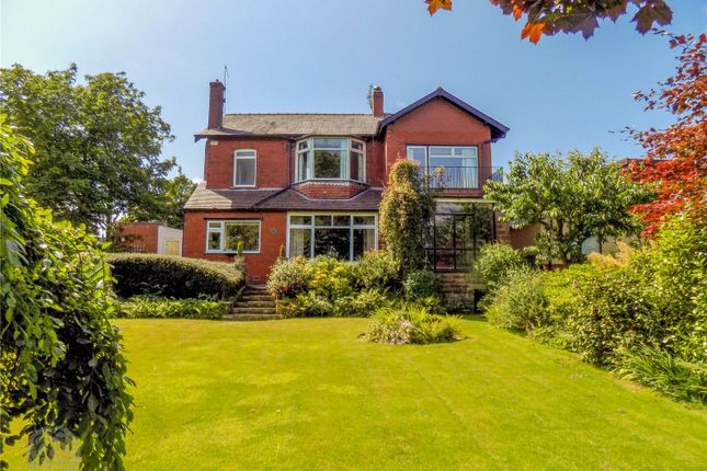 Thumbnail Detached house for sale in Chapeltown Road, Bromley Cross, Bolton, Greater Manchester