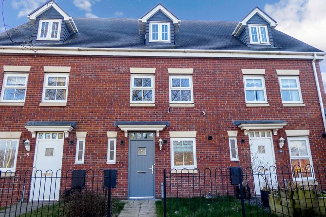 Thumbnail Town house for sale in Tidespring Row, Hebburn