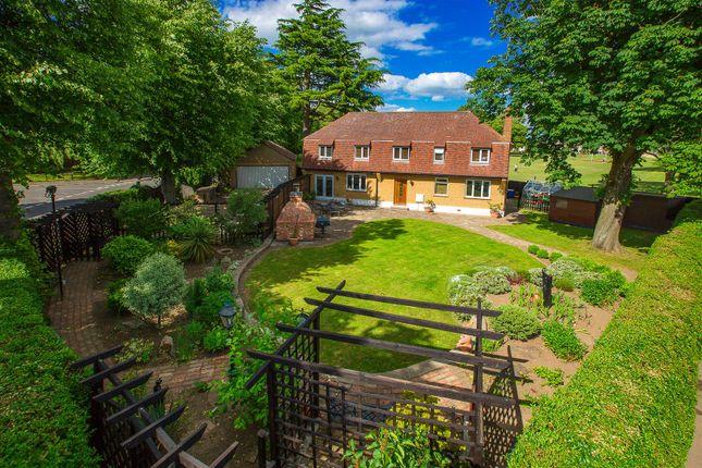 Thumbnail Detached house for sale in Park Avenue, Kettering