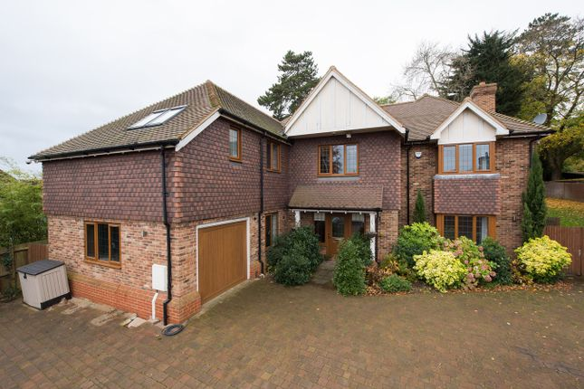 Thumbnail Detached house for sale in High Oaks Close, Coulsdon