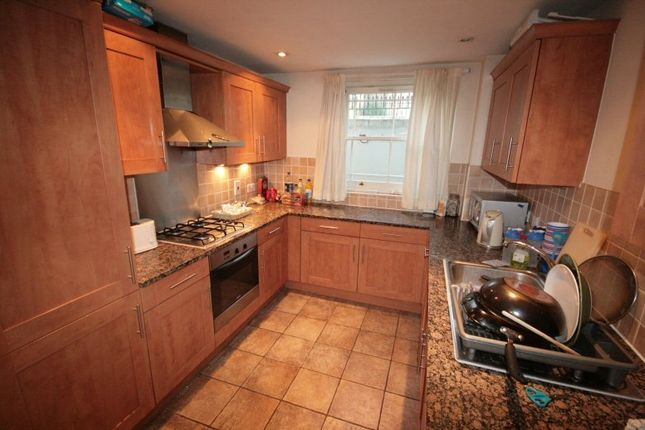 Thumbnail End terrace house to rent in Stockwell Park Road, London