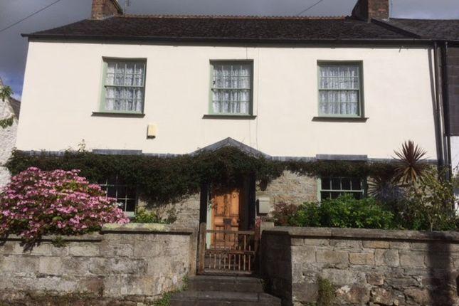Thumbnail Semi-detached house for sale in Bank Street, Saint Columb, Cornwall