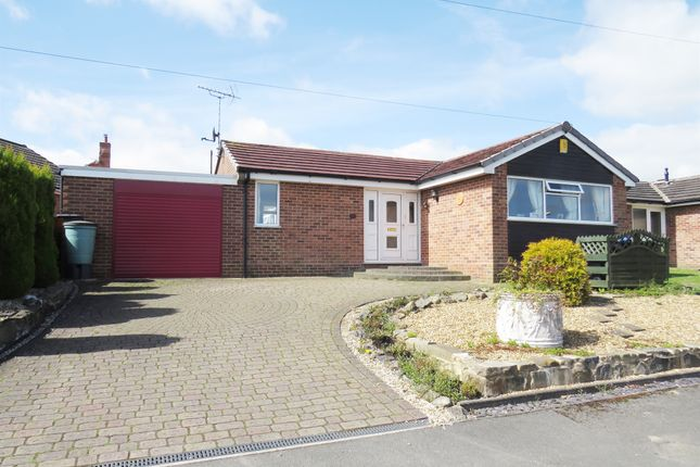 Thumbnail Detached bungalow for sale in Ashes Avenue, Hulland Ward, Ashbourne