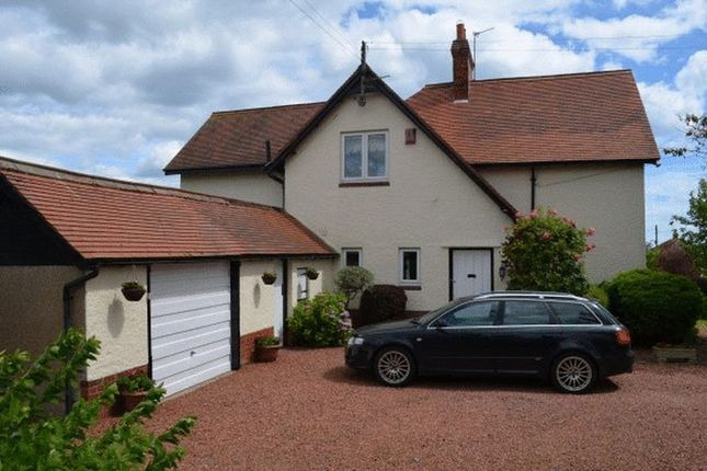 Thumbnail Detached house for sale in Morwick Road, Warkworth, Morpeth