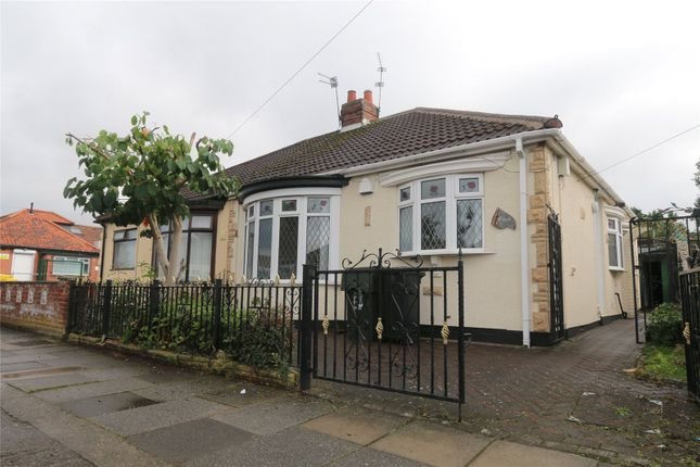 Thumbnail Bungalow to rent in Park Avenue South, Middlesbrough