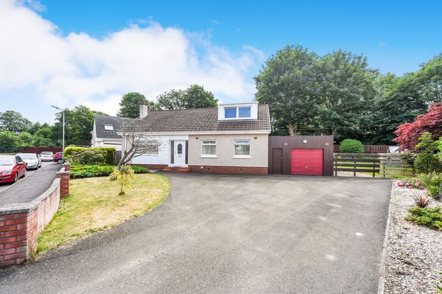Thumbnail Detached bungalow for sale in Gulliland Place, Irvine