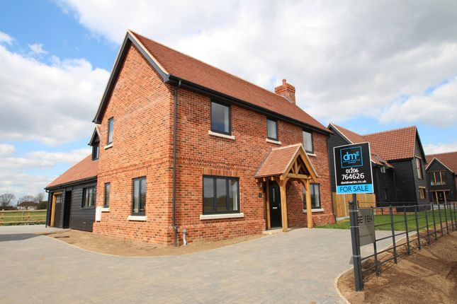 Thumbnail Detached house for sale in Sunnyfields Road, Braintree, Essex