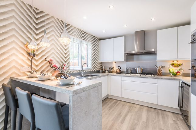 "5 bedroom detached house for sale in ""Malborough"" at Countesswells Park Place, Aberdeen"