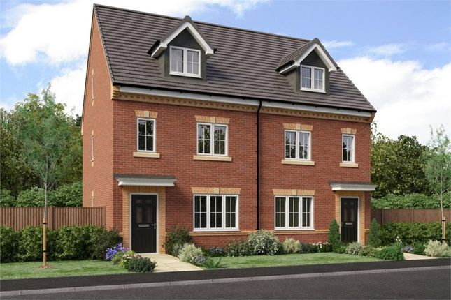 """Thumbnail Semi-detached house for sale in """"Rolland"""" at Coppull Enterprise Centre, Mill Lane, Coppull, Chorley"""