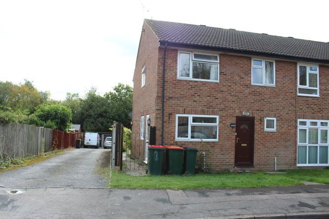 Thumbnail Terraced house to rent in Hockenmead, Crawley