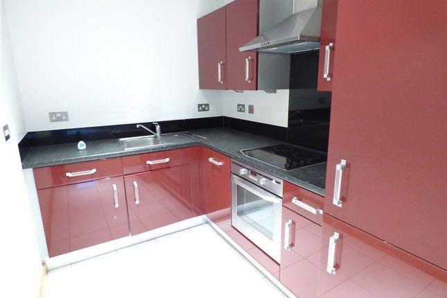 Kitchen of Apartment 207, Vm1, Salts Mill Road, Shipley BD17
