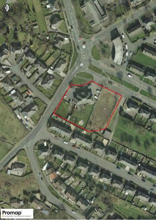 Thumbnail Land for sale in Site Of Former Ovenden Way Hotel, Ovendenway/Wharfedale Mount, Ovenden, Halifax, West Yorks