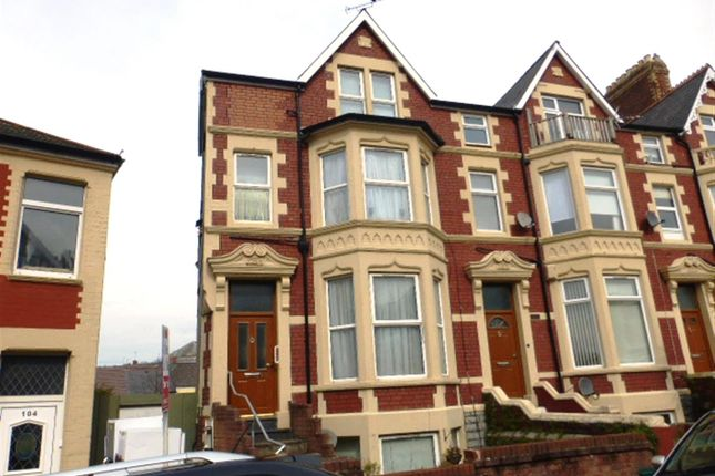 Thumbnail Flat for sale in Kingsland Crescent, Barry