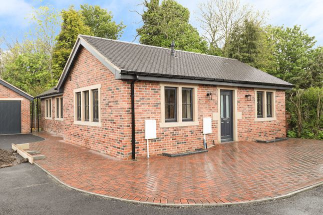 Thumbnail Detached bungalow for sale in 3 Limekiln Fields Close, Bolsover