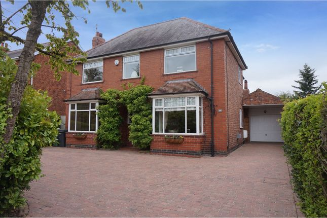 Thumbnail Detached house for sale in York Road, Haxby