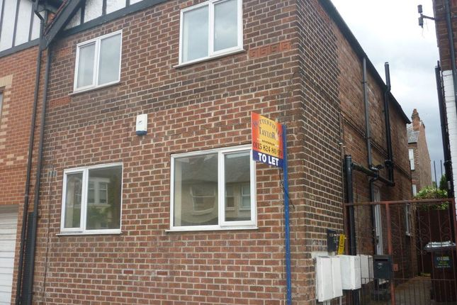 Thumbnail Flat to rent in The Grove, Haydn Road, Nottingham