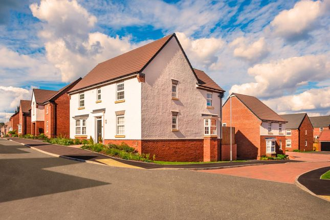 "Thumbnail Detached house for sale in ""Earlswood"" at Birmingham Road, Bromsgrove"