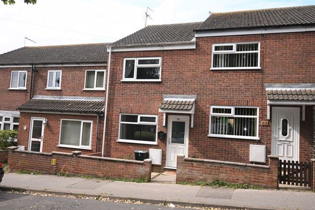 Thumbnail Terraced house to rent in Avondale Road, Lowestoft
