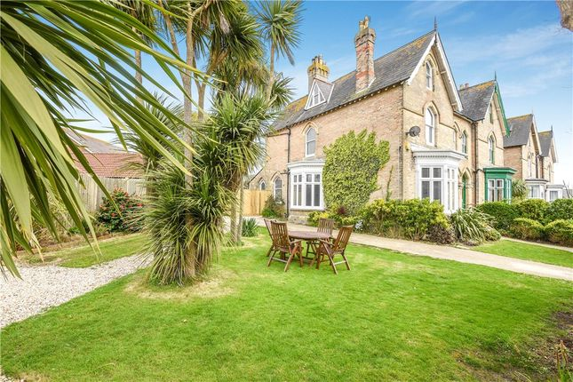 Thumbnail Semi-detached house for sale in Connaught Road, Weymouth, Dorset