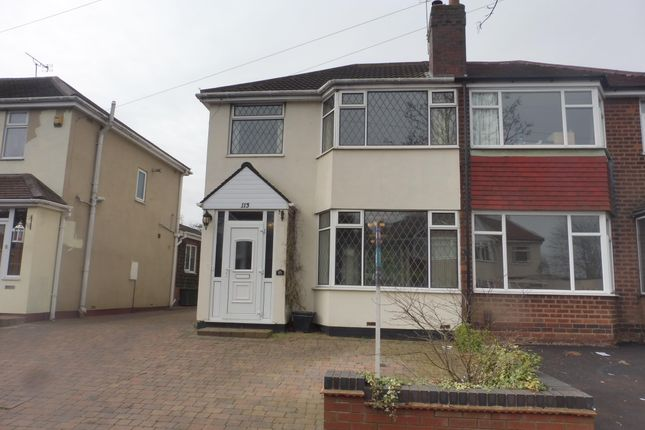 Thumbnail Property to rent in George Frederick Road, Sutton Coldfield