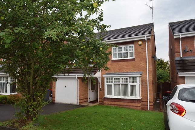 Thumbnail Detached house to rent in Tomkinson Close, Newport