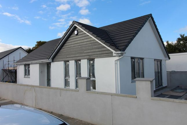Thumbnail Detached bungalow for sale in Widey Lane, Plymouth
