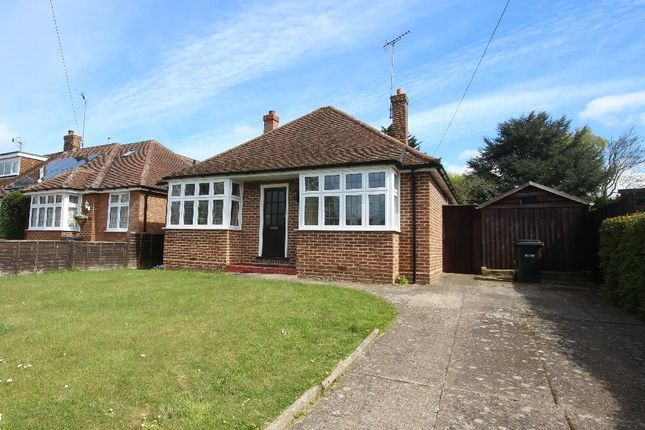 Thumbnail Bungalow for sale in Grove Road, Harpenden