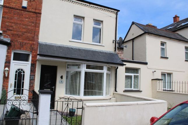 Thumbnail Terraced house to rent in Victoria Road, Sydenham, Belfast