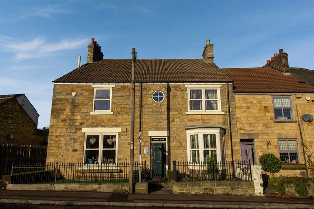 Thumbnail Semi-detached house for sale in Moor End Terrace, Durham