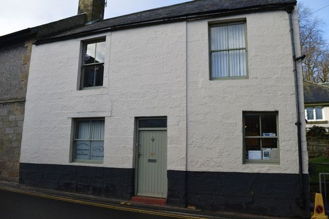 Thumbnail Flat to rent in Bridge Street, Rothbury, Morpeth