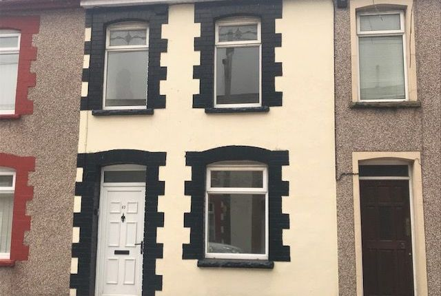 Thumbnail Terraced house to rent in Bonvilston Road, Trallwn