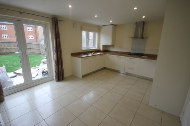 Thumbnail Terraced house to rent in Borders Crescent, Loughton