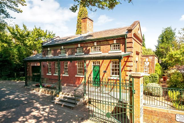 Thumbnail Detached house for sale in Archery Lane, Winchester, Hampshire